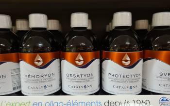 Catalyons oligo-éléments