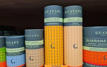 Guayapi plantes amazoniennes