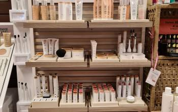 Couleur caramel nouvelle gamme maquillage