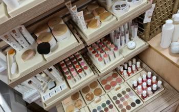 Nouvelle gamme maquillage couleur caramel