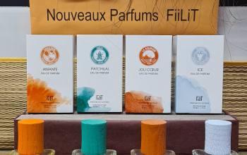 Nouveaux parfums fiilit