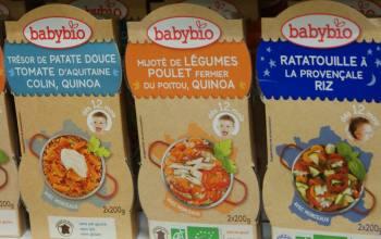 Nutrition bio bébé , Niort - Bessines