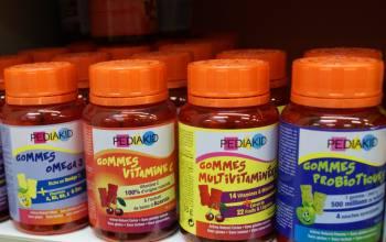 Vitamines et Probiotiques Spécial Enfants  Gamme Pediakid, Niort Bessines