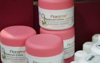 Déodorants bio Florame Niort Bessines