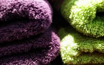 linge de bain en coton bio  niort