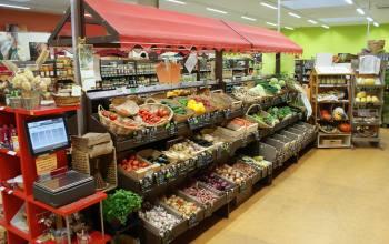Fruits et Légumes bio proche La Crèche