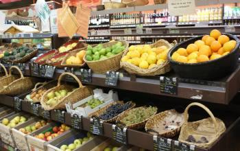 Fruits et Légumes bio proche Aiffres